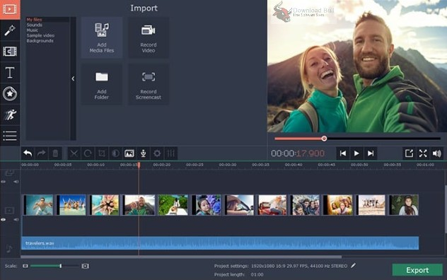 Portable Movavi Video Editor Business 15.0 Free Download