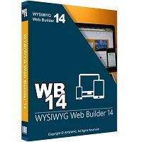 Portable WYSIWYG Web Builder 14.2 Free Download