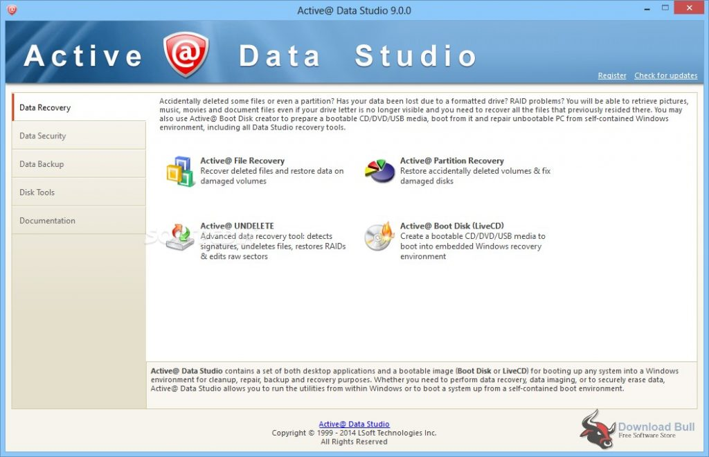 Portable Active Data Studio 14.0 Free Download