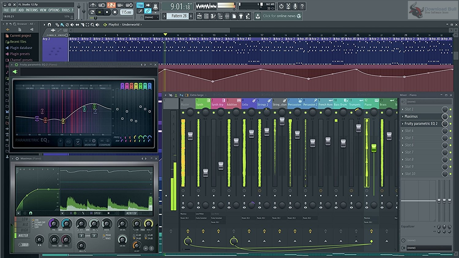 how to get fl studio producer edition free