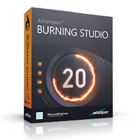 Download Portable Ashampoo Burning Studio 20.0