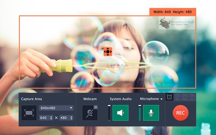 Portable Movavi Screen Recorder 10.0