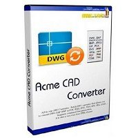 Download Portable Acme CAD Converter 2019 v8.9