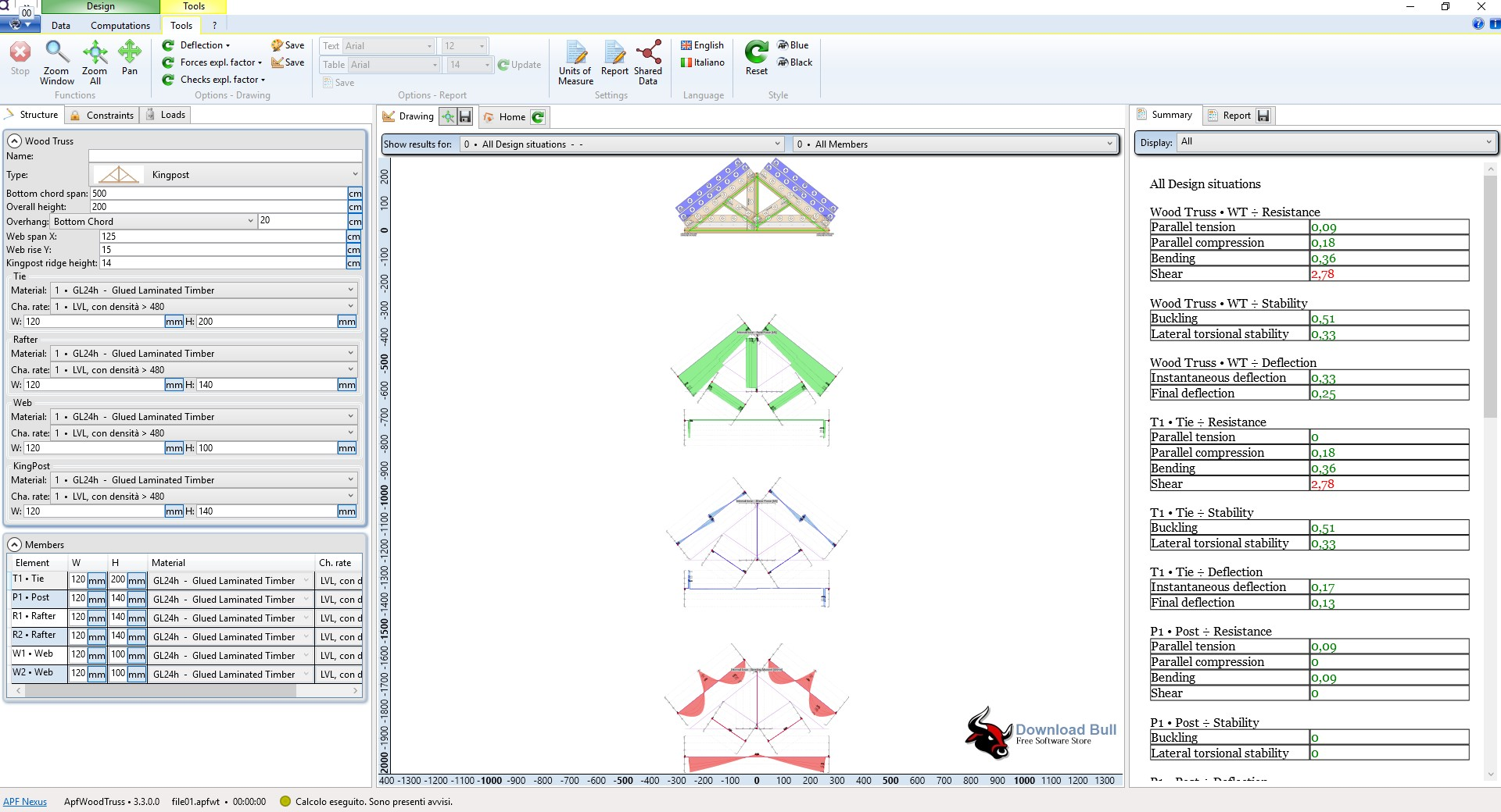 Portable APF WoodTruss 3.3 Free Download