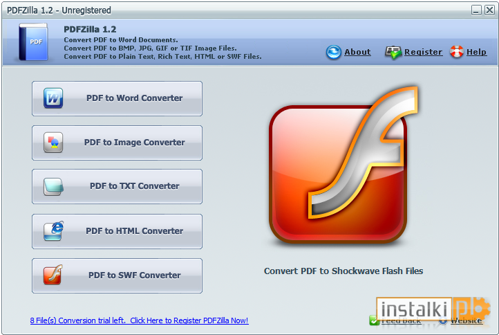 Portable PDFZilla 3.8 Free Download