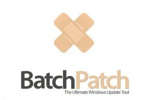 Download Portable BatchPatch 2018.10
