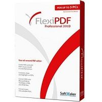 Download Portable FlexiPDF Pro 2019