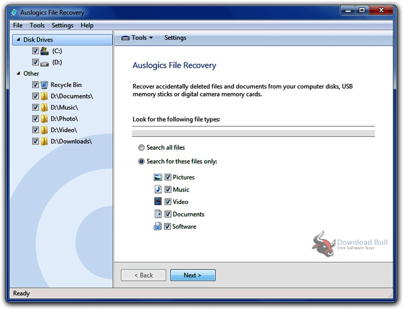Portable Auslogics File Recovery 8.0 (1)