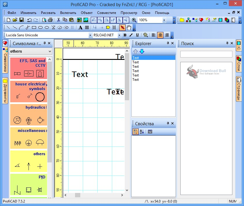 Portable ProfiCAD 10.1 Free Download