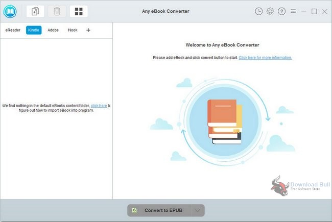 Portable Any eBook Converter 1.0.6 Free Download