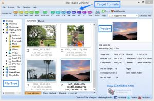 Portable CoolUtils Total Image Converter 8.2