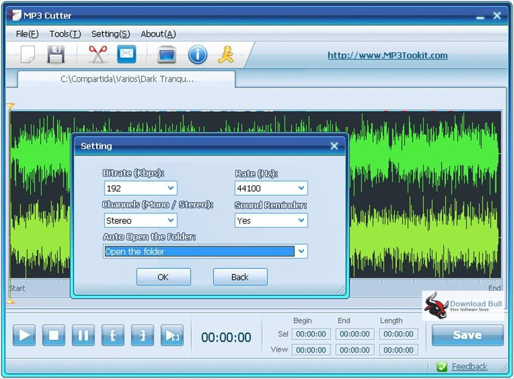 Portable MP3 Toolkit 1.6 Free Download