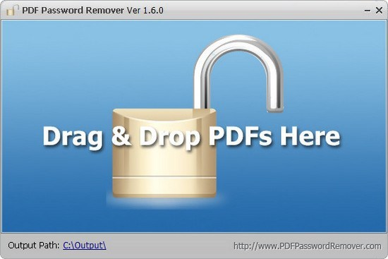 Portable PDF Password Remover 7.5