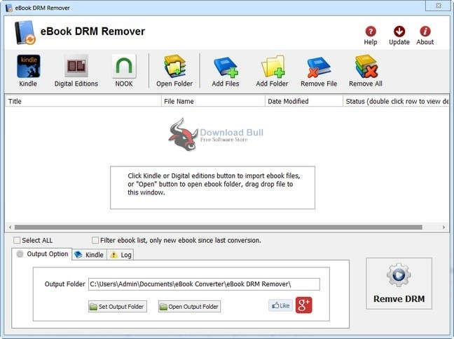 Portable eBook DRM Removal Bundle 4.1