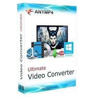 Download Portable AnyMP4 Video Converter Ultimate 7.2