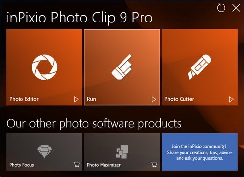 Portable InPixio Photo Clip 9 0 Free Download – Download Bull