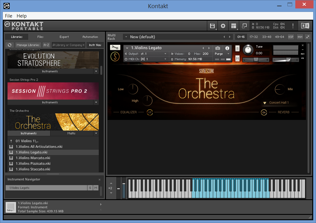Portable Native Instruments Kontakt 6.0 Standalone VSTi Free Download