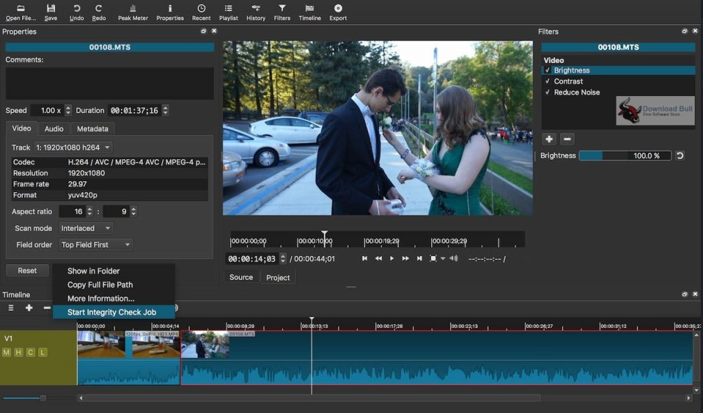 Portable ShotCut 19.0 Free Download