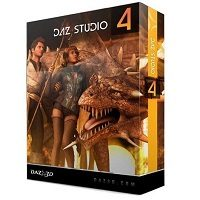 Download Portable DAZ Studio Pro 4.11 Free