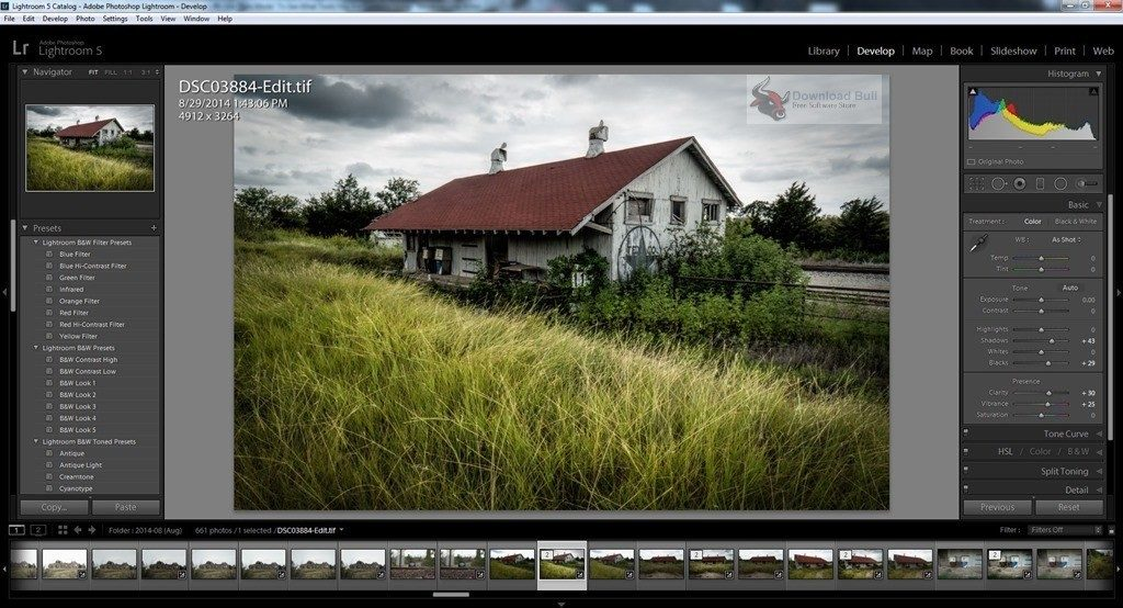 Portable Adobe Photoshop Lightroom Classic CC 2019 v8 3 Free
