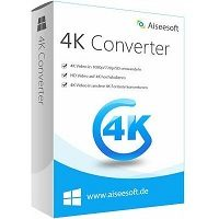 Download Portable Aiseesoft 4K Converter 9.2