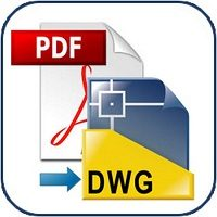 Download Portable AutoDWG PDF to DWG Converter Pro 2019 v3.9