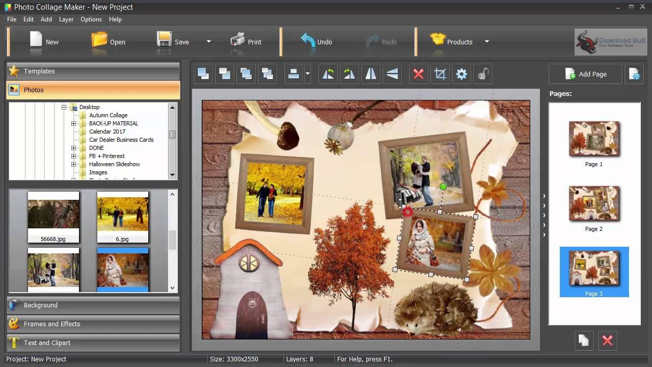 Portable AMS Software PhotoWorks 6.0 Free Download