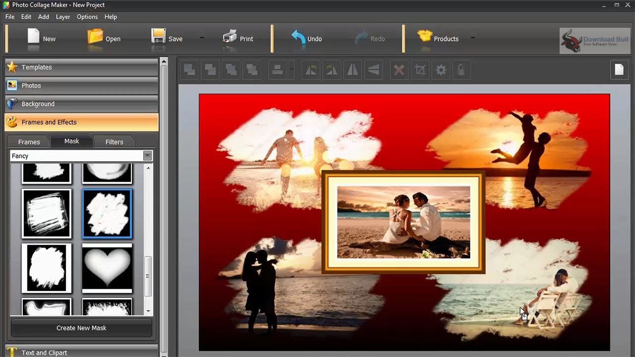 Portable AMS Software PhotoWorks 6.0