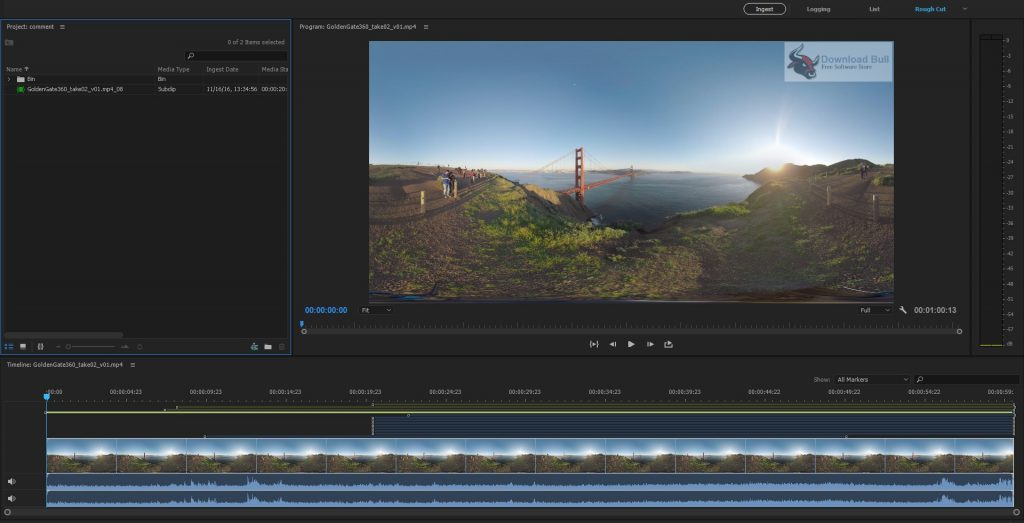 Portable Adobe Prelude CC 2019 v8.1 Free Download