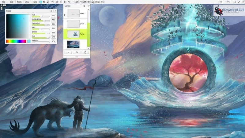 Portable Ambient Design ArtRage 6.0 Download