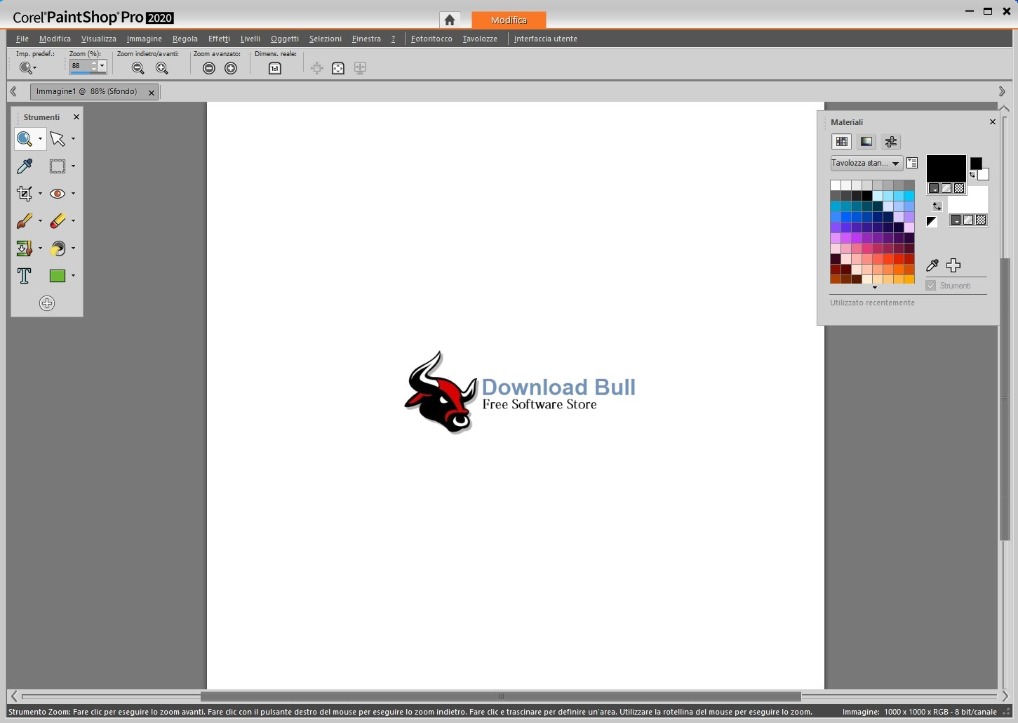Portable Corel PaintShop Pro 2020 v22.0 Free Download
