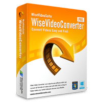 Download Portable WiseVideoSuite Video Converter 2.3