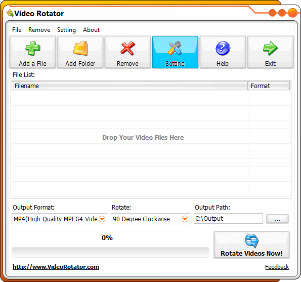 Portable Video Rotator 4.2 Free Download