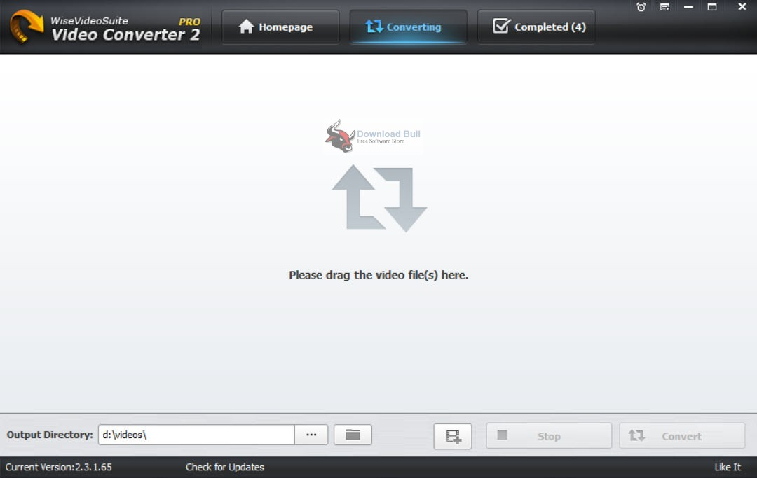 Portable WiseVideoSuite Video Converter 2.3 Free Download