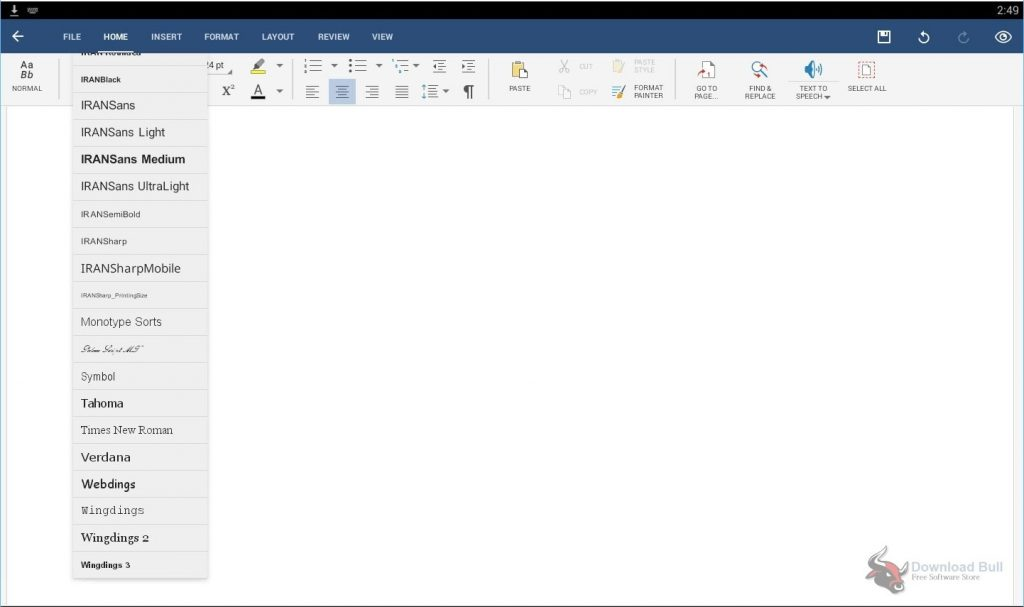 Portable MobiSystems OfficeSuite Premium 3.4 Download