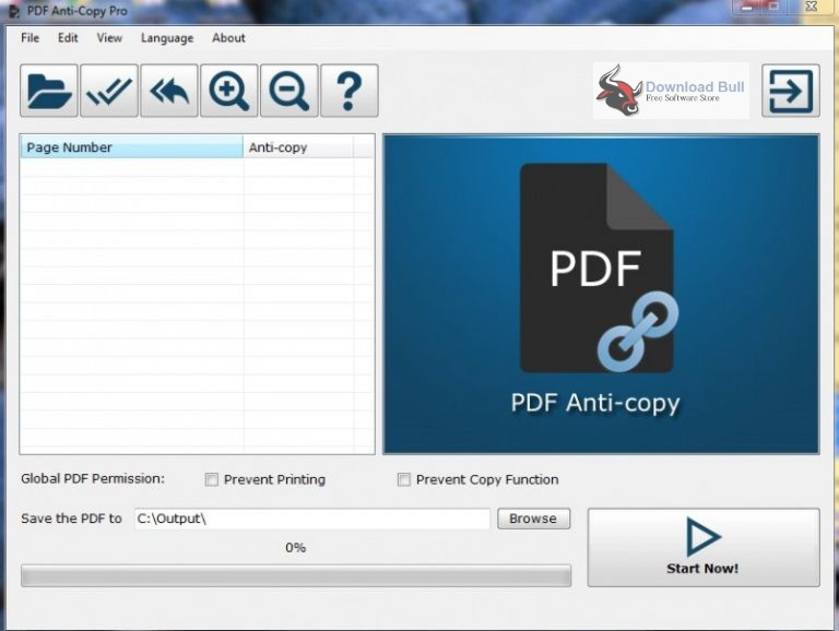 Portable PDF Anti-Copy Pro 2.5