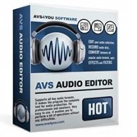 Download Portable AVS Audio Editor 9.1