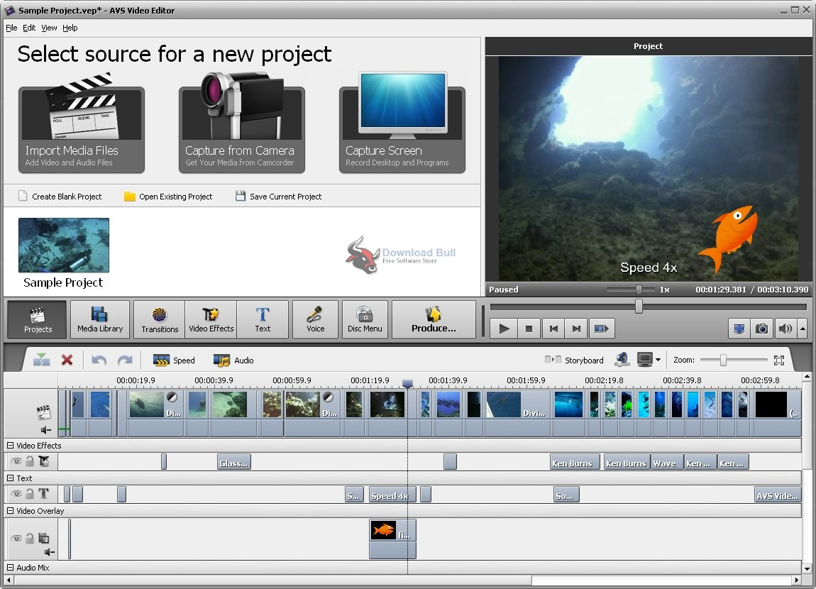 Portable AVS Video Editor 9.1 Download