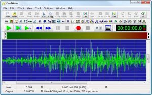 Portable GoldWave 2019 v6.4 Download