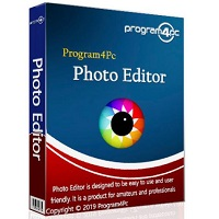 Download Portable Program4Pc Photo Editor 7.4