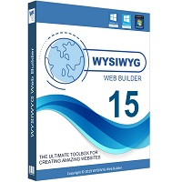 Download Portable WYSIWYG Web Builder 15.2