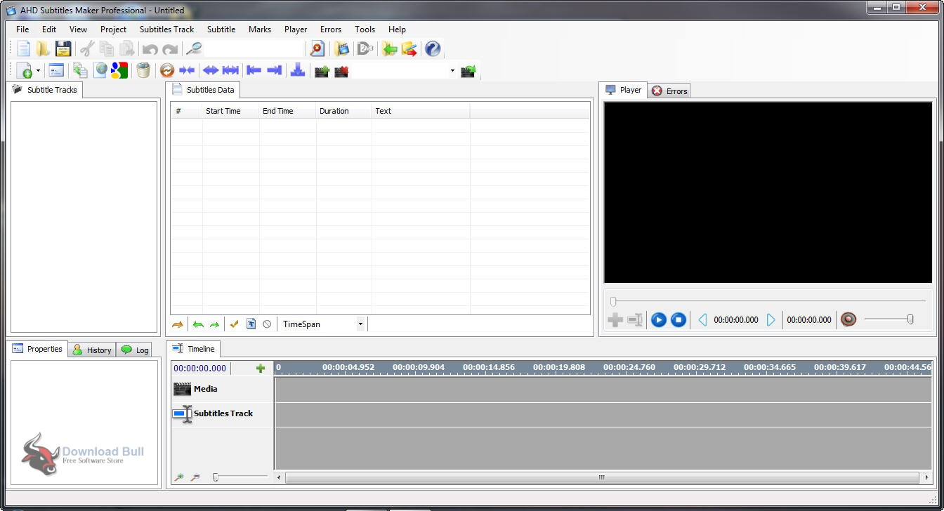 Portable AHD Subtitles Maker Professional Edition 5.2 Download