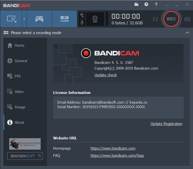Portable Bandicam 5.0