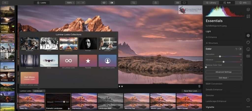Portable Luminar 4.0 Free Download