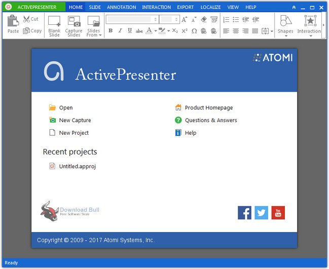 Portable ActivePresenter Professional Edition 2020 v8.0