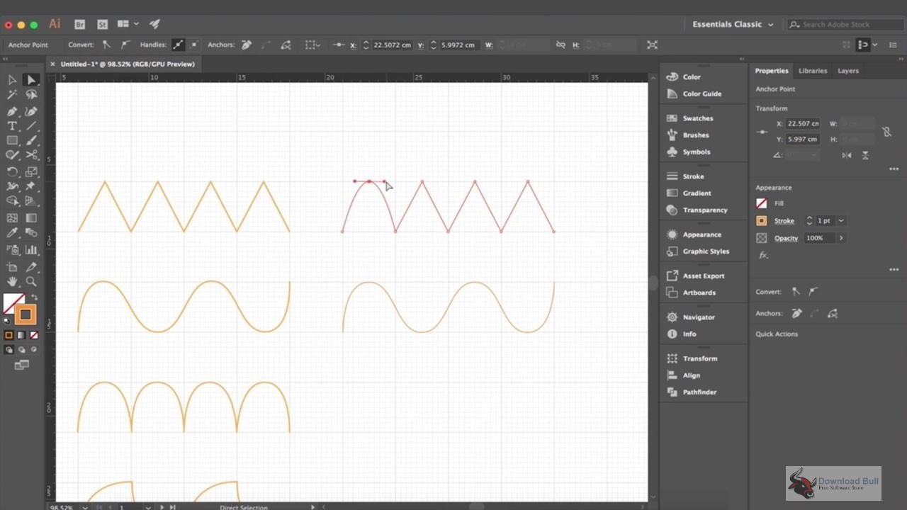 Portable Adobe Illustrator 2020 v24.1 Free Download