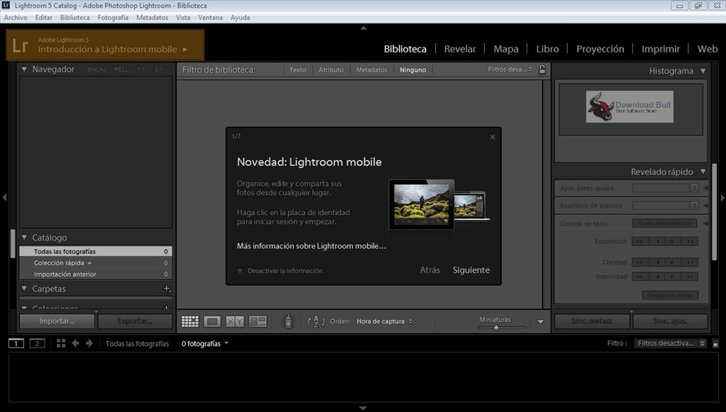 Portable Adobe Photoshop Lightroom CC 2020 9.2