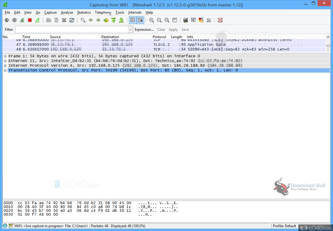 Portable Wireshark 3.2 Free Download