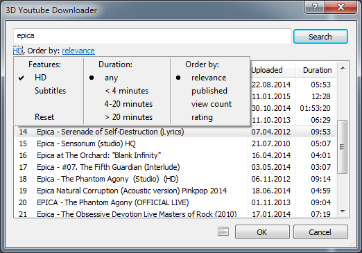 Portable 3D YouTube Downloader 1.19 Free Download