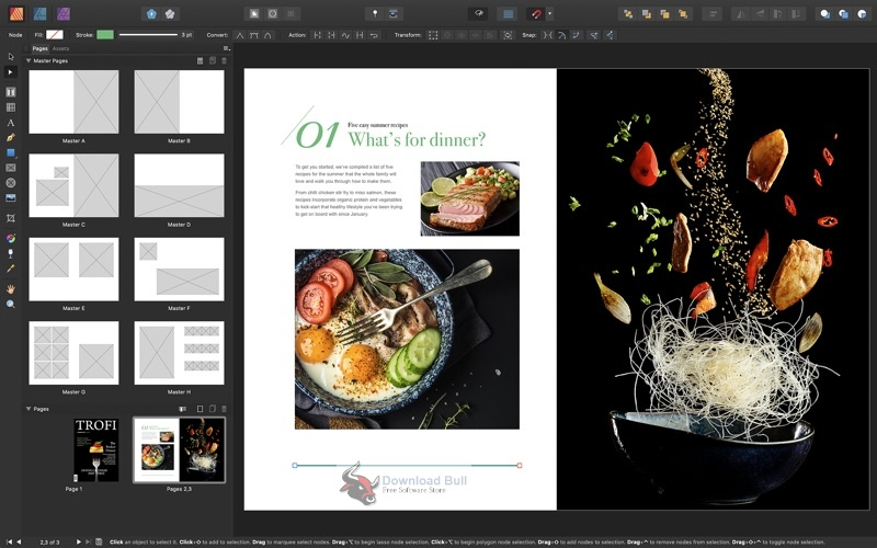 Portable Affinity Publisher 1.8.2 Free Download